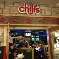Photo taken at Chili's Reforma 222 by Luis S. on 10/5/2012
