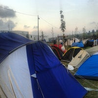 Photo taken at Acampada BBK Live by Jondarru G. on 8/30/2013