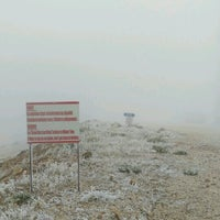 Photo taken at Güriş Holding 115 MW Dinar Rüzgar Enerji Santralı by ↪ Ercn E. on 12/1/2016
