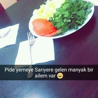 Photo taken at Öz Antep Lahmacun & Pide by Setenay Nevin S. on 9/3/2016