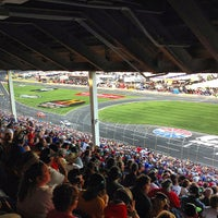 Photo taken at Charlotte Motor Speedway by Kurt W. on 5/27/2013