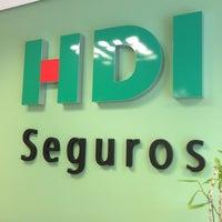 Photo taken at HDI Seguros Itajaí by Julio N. on 1/25/2013