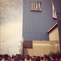 Foto scattata a ILVA S.p.A. da Giuseppe D. il 9/26/2012