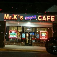 Photo taken at Mr. K's Chinese Cafe by J V. on 8/7/2015