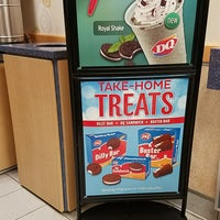 Photo taken at Dairy Queen of Rockville by J V. on 1/9/2017
