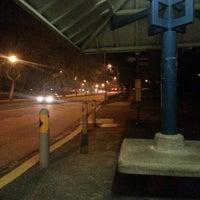 Photo taken at Bus stop 53249 (Blk 210) by Edo K. on 10/10/2012