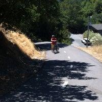 Photo taken at Fairfax to Terra Linda Bike Loop by Martin B. on 7/7/2013