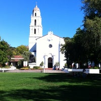 Photo taken at Saint Mary's College of California by Martin B. on 8/3/2013
