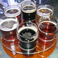 Photo taken at New Holland Brewing Company by Jason D. on 10/21/2012