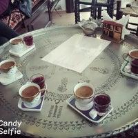 Photo taken at Nostalji Cafe by Büşra K. on 2/27/2016