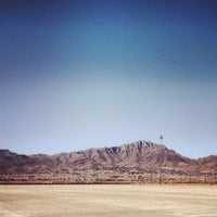 Photo taken at Biggs Army Airfield by Crispin B. on 2/28/2013