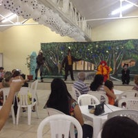 Photo taken at Conjunto Basa - Salão de Festas by Márcio P. on 6/26/2016
