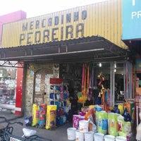 Photo taken at Mercadinho Pedreira by Márcio P. on 7/10/2013