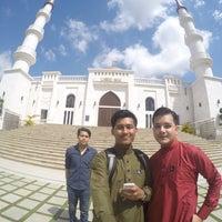 Photo taken at Al-Serkal Mosque by Zalrosley on 6/16/2016