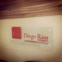 Photo taken at Diego Rios Advogados by Diego R. on 12/28/2012