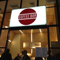 Photo taken at Coffee Bar by Jim B. on 1/10/2013