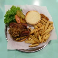 Photo taken at Burger Joint by Gervis C. on 1/10/2013
