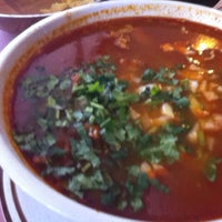 Photo taken at Mama Lupe's Cocina by Jason on 12/4/2013