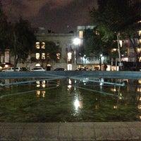 Foto tomada en Plaza Luis Cabrera por Maribélula el 2/18/2013