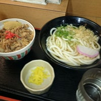Photo taken at 天王寺うどん 東口店 by がくほく on 9/8/2016