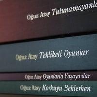 Photo taken at Akhisar Organize Sanayi Bölgesi by Bilal G. on 10/11/2017
