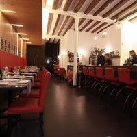 Foto tomada en Restaurant de Vins por Tarragona T. el 11/7/2012