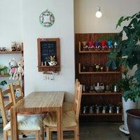 Photo taken at Attimaru Coffee Lab by 나은 on 3/31/2014