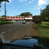 Photo taken at Old Koloa Town by Rolando R. on 8/11/2014