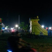 Photo taken at Lapangan Merdeka by MR1DY A. on 4/18/2014