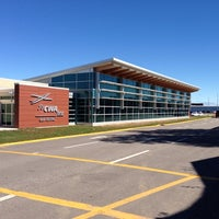 Photo taken at Central Wisconsin Airport (CWA) by Dino C. on 9/22/2013