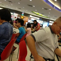 Photo taken at NTUC Foodfare by Si M. on 12/28/2012