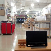 Photo taken at MUJI by Si M. on 7/15/2013