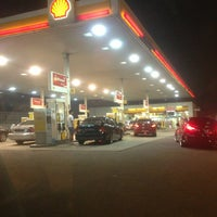 Photo taken at Shell by Si M. on 6/23/2013