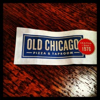 Photo taken at Old Chicago Pizza & Taproom by Cem C. on 8/21/2013
