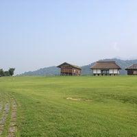 Photo taken at Hirasawa Kanga Ruins by S Y. on 8/9/2013