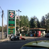 Photo taken at MB Gas | BS Budimska by Marko A. on 8/11/2013