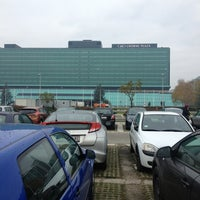 Photo taken at Parking kod Intera by Marko A. on 12/2/2013