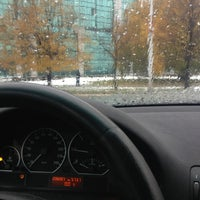 Photo taken at Parking kod Intera by Marko A. on 11/27/2013