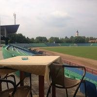 Photo taken at Restoran Stadion by Marko A. on 8/21/2013