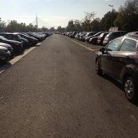 Photo taken at Parking kod Intera by Marko A. on 11/19/2013