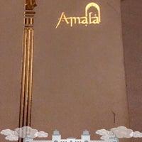Photo taken at Amala - Jumeirah Zabeel Saray by Noof on 4/3/2016