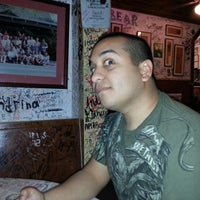 Photo taken at Young's Pizza by Tanoodej A. on 1/23/2013
