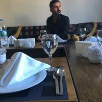 Photo taken at Han Restaurant & Cafe by Nezif on 11/12/2015