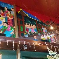 Photo taken at Zab Thai by Christina K. on 5/23/2014