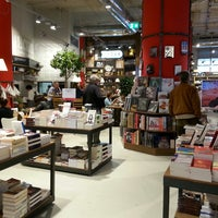 Photo taken at la Feltrinelli RED by Massimo S. on 10/3/2013