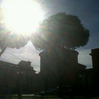 Photo taken at Piazza Duomo by Vincenzo C. on 11/6/2012