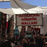 4/23/2013 tarihinde Serdar o.ziyaretçi tarafından Kadıköy Tarihi Salı Pazarı'de çekilen fotoğraf