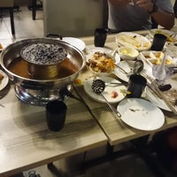 Photo taken at Pak John Steamboat & Yong Tao Foo by Mohamad H. on 6/15/2017