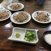 Photo taken at 出石皿そば 五萬石 福知山店 by まーつん on 6/17/2017