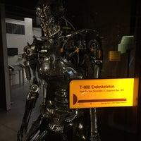 Das Foto wurde bei Science Fiction and Horror Gallery and Hall of Fame von Mike B. am 8/23/2017 aufgenommen